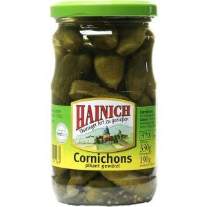 Hainich - Mini Pepinos Cornichons 330g