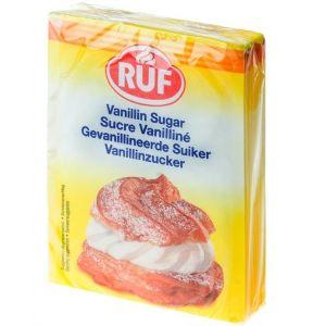 Açúcar de Baunilha 80g (contém 10 pacotes) - Ruf
