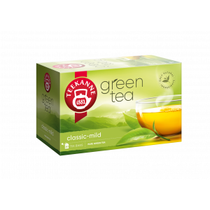 Chá Verde Puro Clássico (20 saquinhos) 35g