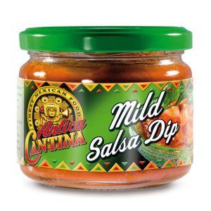 Antica Cantina - Mild Salsa Dip - Molho para Nachos 300g