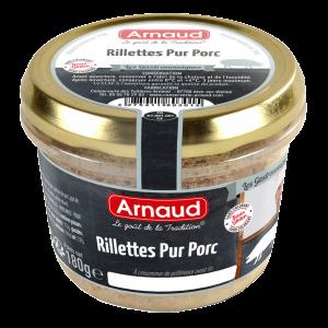 Arnaud - Patê Suíno com Carne Desfiada 180g