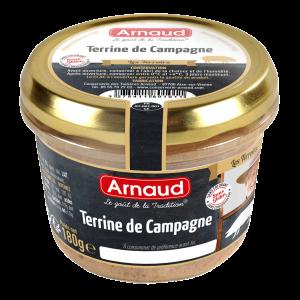 Arnaud - Patê Suíno Tradicional 180g