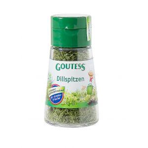 Goutess - Ervas para Saladas Pontas de Endro 4g