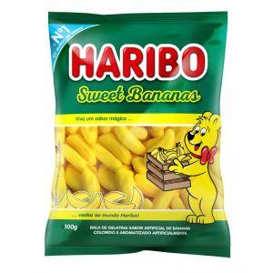 Haribo - Balas Sweet Bananas 100g
