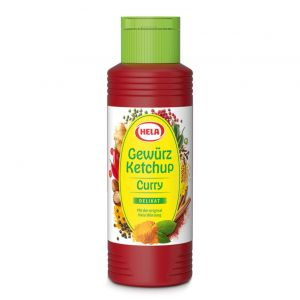 Hela - Ketchup Curry Delikat 348g