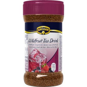 Krüger - Chá de Frutas Silvestres Adoçado Instantâneo 400g