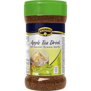 Krüger - Chá de Maçã Adoçado Instantâneo 400g