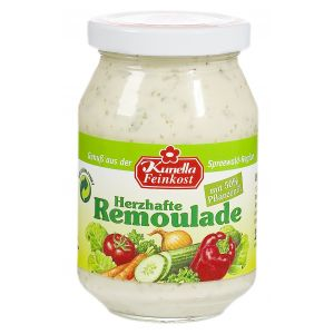 Maionese Remoulade tipo Molho Tártaro 250ml - Kunella Feinkost