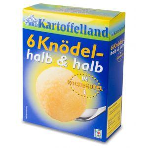 Kartoffelland - 6 Nhoques Gigantes de Batata (Preparo rápido) 200g