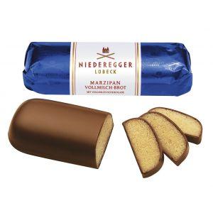Baguete Marzipan com Chocolate Ao Leite 125g - Niederegger