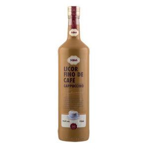 Schluck - Licor Fino Cappuccino 750ml