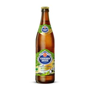 Schneider Weisse - Cerveja de Trigo TAP 4 Festweisse 500ml