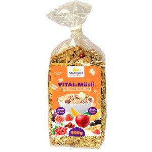 Stuttgart - Granola Vital-Müsli com Frutas 500g