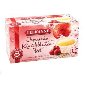 Teekanne - Chá Branco com Flores de Cerejeira (20 saq.) 30g
