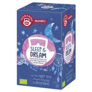 Teekanne - Chá Sleep and Dream (20 saquinhos) 34g