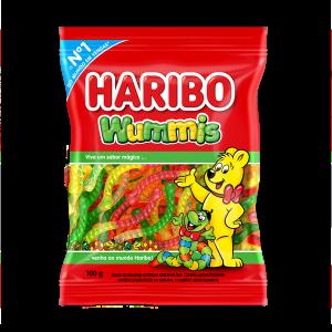 Haribo - Balas Wummis 100g